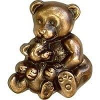 3) Pronssinen karhu