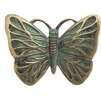 2) Pronssinen perhonen