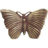 1) Pronssinen perhonen