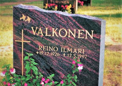 1) Mäntsälän punainen 70x55x15cm. Hinta 1264 €(norm.1580)
